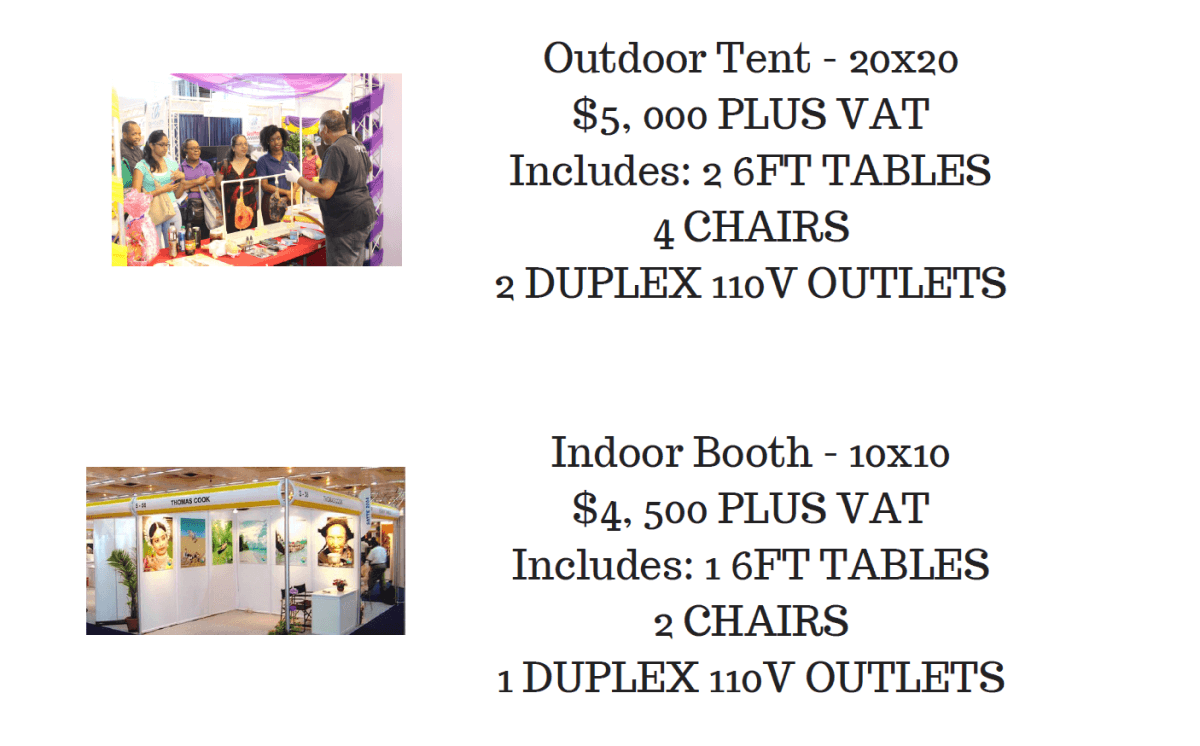 Booth Details